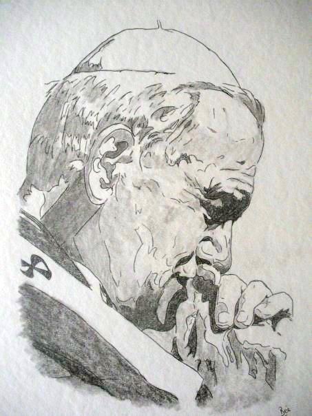 John Paul II por Beatriz.ch